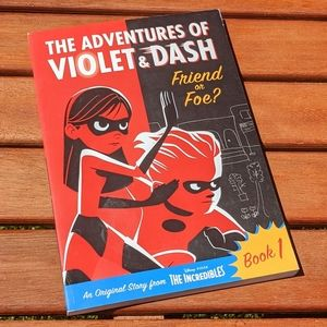 The Adventures of Violet & Dash: Friend or Foe? #1